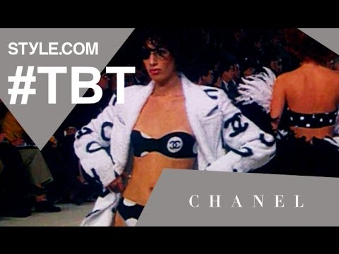 Coco and the Kaiser: How Karl Lagerfeld Remade Chanel – #TBT With Tim Blanks – Style.com