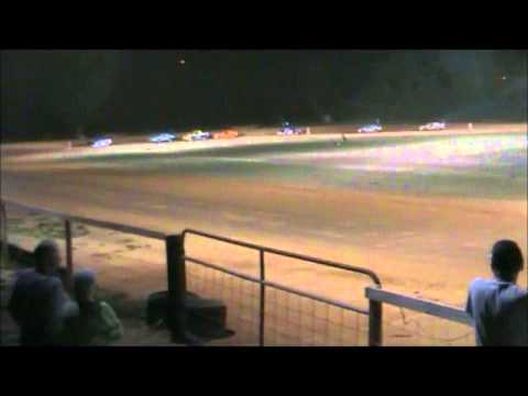 North Florida Mnicup Dirt Series 5-10-14 Feature Race