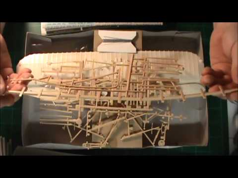 Frankie Day's Historical Aircraft GB Kit Review Revell Wright Flyer