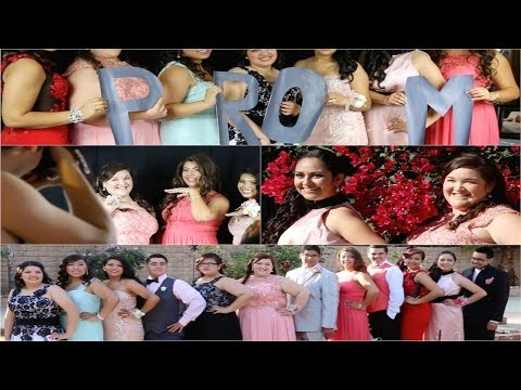 Prom 2014 | Get Ready With Us & Photoshoot