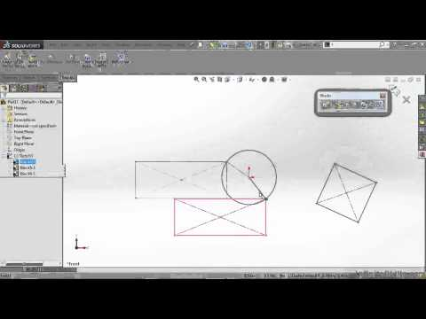 SolidWorks – Kinematics Tutorial | Introduction To Sketch Block