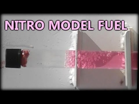 TTTT –  NITRO Model Fuel –  Super Heated!