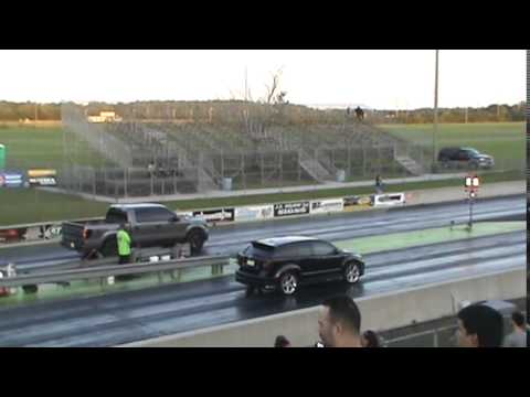 2011 ford f150 5.0 Roush supercharged truck 11 sec 1/4 mile