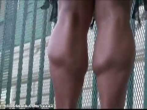 Sherri Muscular Calves With Sex Appeal 17 inches