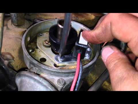 Installing Pertronix On Thomas' 1965 Mustang Convertible – Day 8 – Part 2