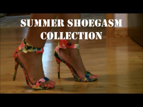Summer Shoegasm Collection