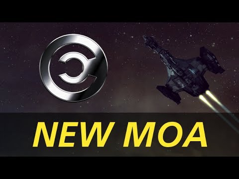 Moa, New Skin — EVE ONLINE