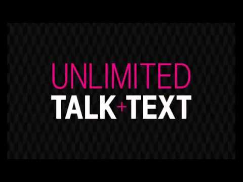 T Mobile 4G LTE Data $40 a Month TV Commercial