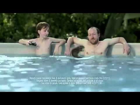 Synchronized Swimming Funny Kmart Layaway Commercial, Song by Frikstailers