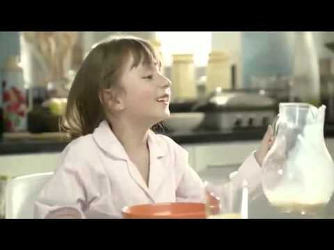 Abuelita Honey Bunches of Oats TV Comercial Spanish