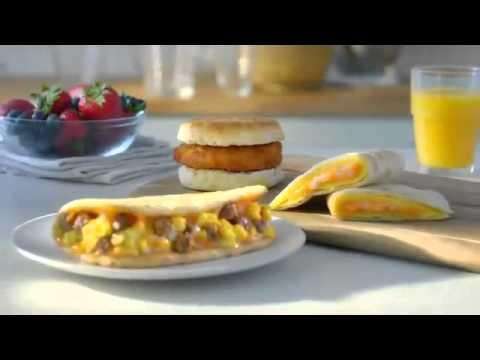 Dawn of a Delicious Breakfast Tyson Day Starts Foods TV Commercial