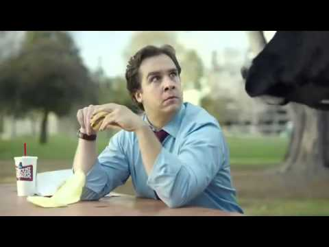 Beef is Annoying Eat Chicken Chick fil A TV Commercial