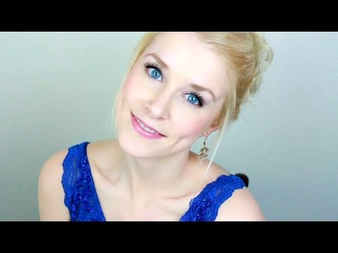 Simple Wedding / Prom Makeup Tutorial: Eyes, Foundation, Lips etc