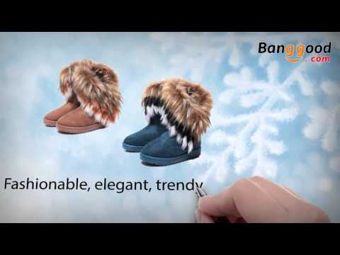 Fashionable, Elegant, Trendy – Choose Your Style of Shoes from Banggood.com