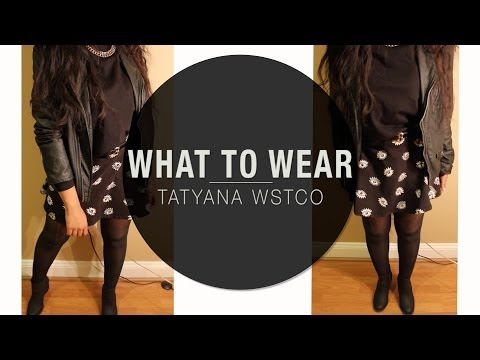 WHAT TO WEAR? | ◌Lookbook