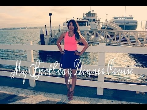 My Birthday Dinner Cruise 5/28/14