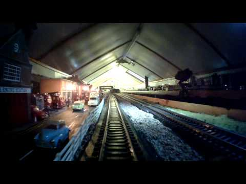 Dave`s Model Railway with New Class 33 + Cam Truck