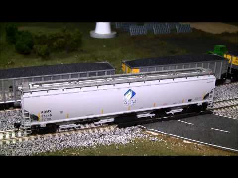 Walthers 6351 Hoppers Overview
