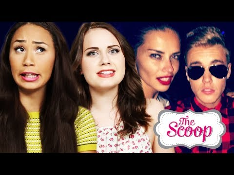 Justin Bieber, 1D vs The Wanted and more with Eva and Arden! #TheScoop
