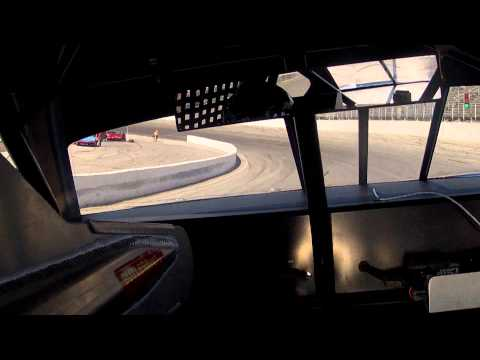 Kyle Shear – Five Flags Speedway – Practice in car camera
