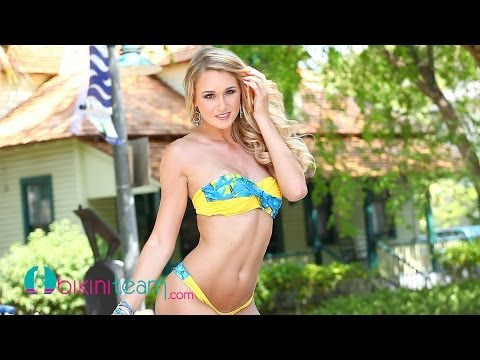 Jade Kastl Video BikiniTeam.com Model of the Month June 2014