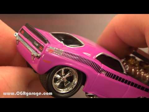 CGR Garage – 1970 CUDA Muscle Machines review