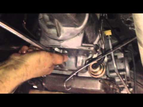 Installing Tail Housing Bushings On Tony's 1965 Mustang Coupe – Day 42 – Part 4