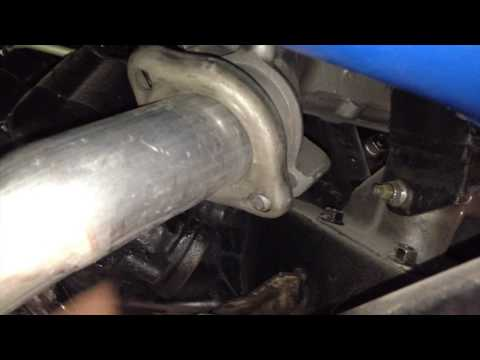 Installing and Welding Exhaust System On Larry's 1971 Mach 1 – Day 67
