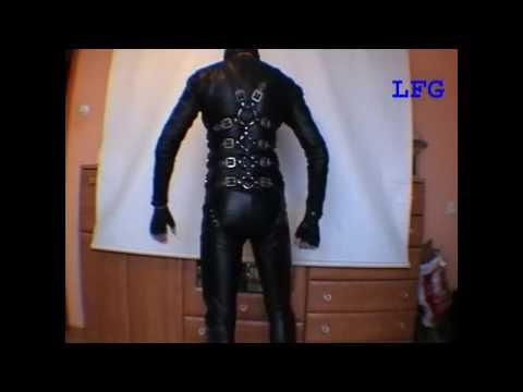 My leather suit