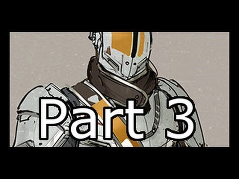 3D Project #1 – Destiny Titan Character – Part 3