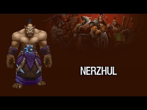 Ner'zhul – Warlords of Draenor