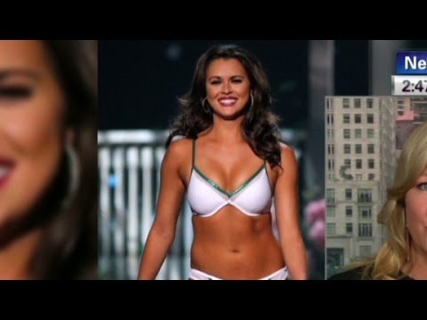 Is Miss Indiana's body really 'normal'?