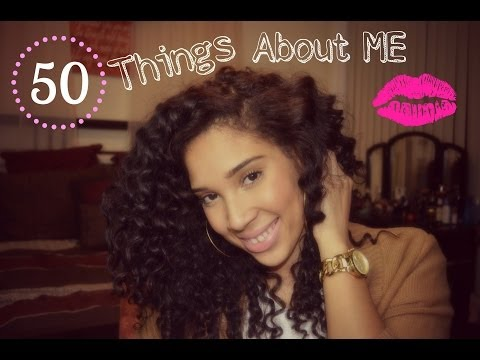 50 Random Things About ME (Pt. 2)