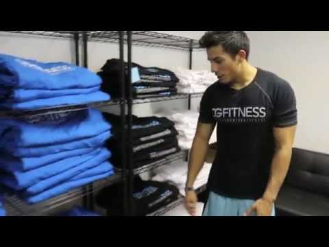 Updated Tour of the CGFITNESS Gym (June 2014)