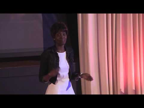 From model and 'Miss Aruba' to an aspiring business woman: Gillain Berry  at TEDxStendenUniversity