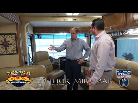 Miramar RV by Thor Motor Coach Review at Motor Home Specialist 2014 2015