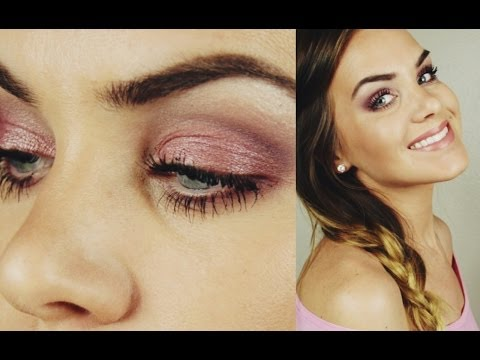 "GLOSSY PINK LIDS • ""Revealed 2"" Makeup Tutorial"