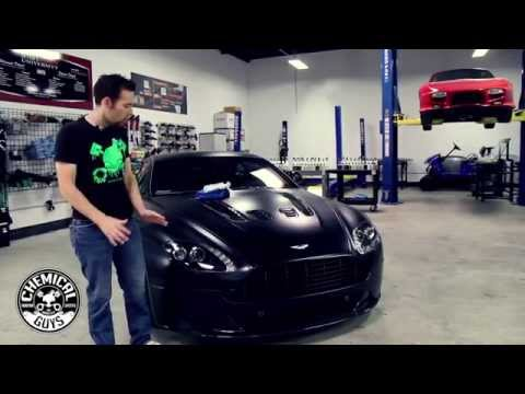 How To: Aston Martin V12 Vantage Waterless Detailing – Chemical Guys Car Care