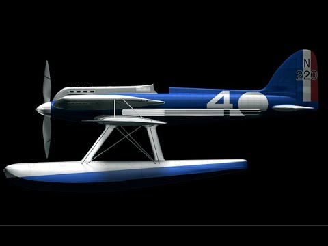 Supermarine S-5 model build For Frankie Days Historic GB Part 4