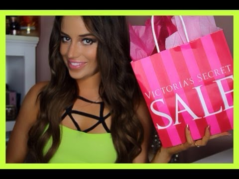 HAUL: Victoria's Secret Semi-Annual Sale + I Got A New Camera!