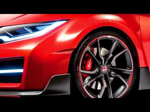 2014 Honda Civic Type R Concept – Nice Cars
