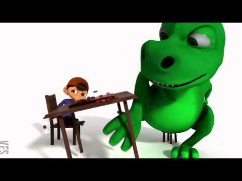 A Film About A Dino And A Kid – Vancouver Film School (VFS)