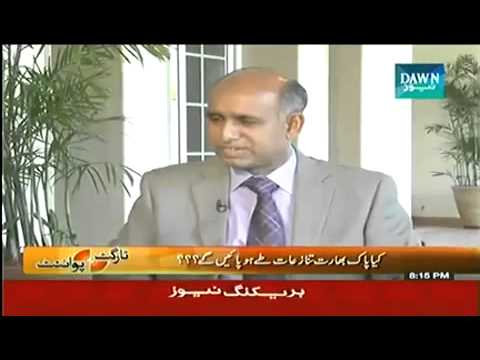Target Point (27th June 2014) Pak India Relation..!!