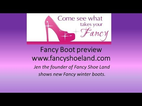 Fancy Boot Review – High Heel Boots that fit. Ankle Boots with Stiletto heels