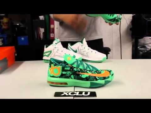 Cheap Wholesale Nike KD VI  Easter  Unboxing Video