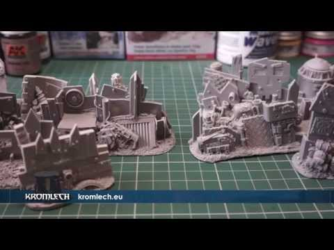 Product Review: Kromlech Orc Junk Barricades