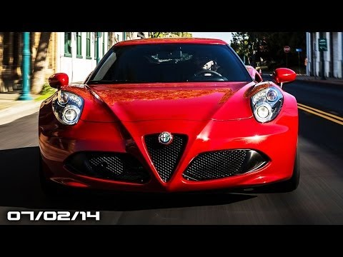 Super Alfa Romeo 4C, New Bentley Mulsanne, More GM Recalls – Fast Lane Daily