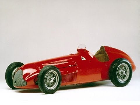 Alfa Romeo Type 158 Grand Prix Racer reference photos