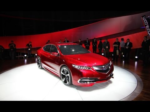 2015 Acura TLX – Review
