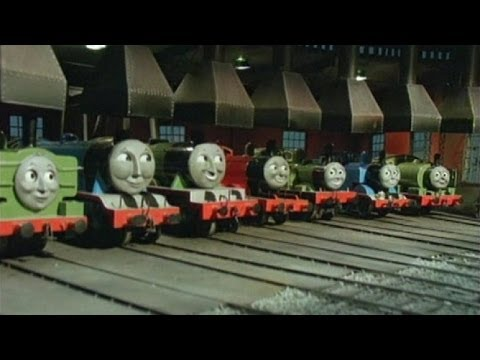 The Classic Adventures of Thomas & Friends – The Complete Third Series [Classic Collection] (DVD)